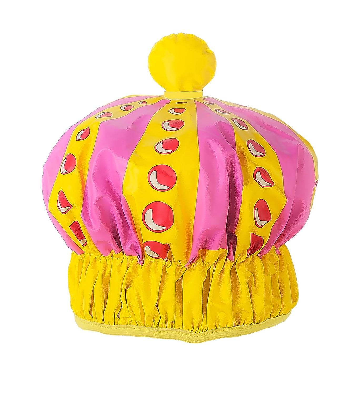 Queen of the Bathroom Bath & Shower Cap / Swim Cap Crown NPW NP20847