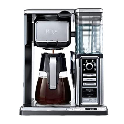 .com: ninja coffee maker cf090co 50 oz. glass carafe reusable ...