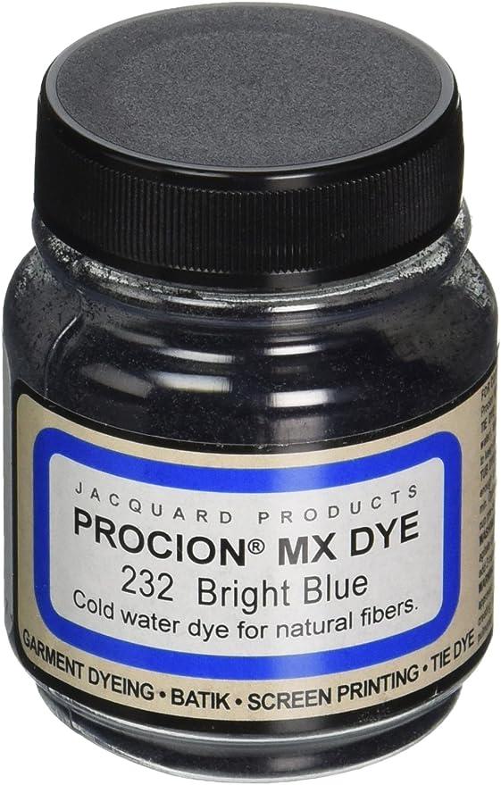 Jacquard Tinte Procion MX Dye para Prendas, acrílico, 4.74x5.08x5.33 cm