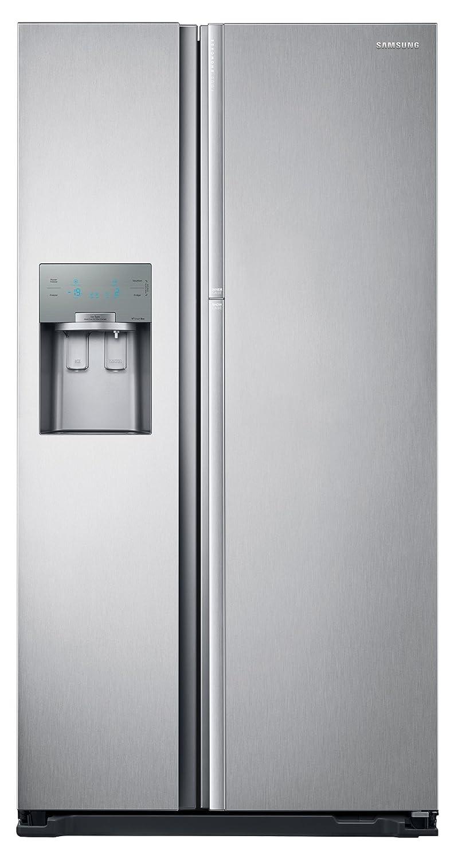 Samsung RH56J6918SLEF Side-by-Side / A++ / 179 / 4 cm Höhe / 355 kWhJahr / 179 L Gefrierteil / Energiesparend [Energieklasse A++] RH56J6918SL/EF