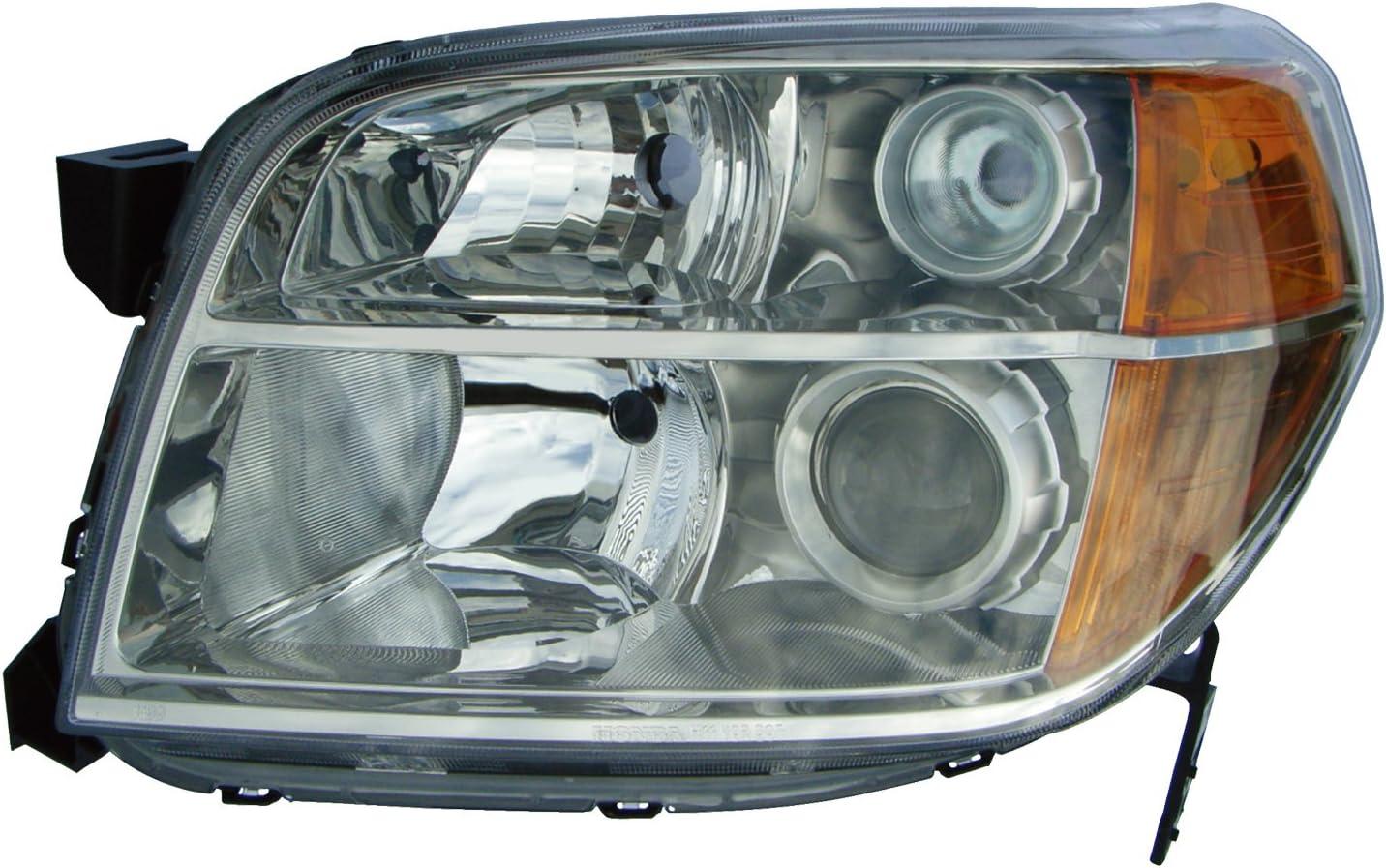 Dorman 1591919 Driver Side Headlight Assembly For Select Honda Models