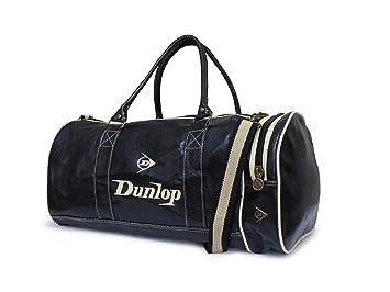 Retro Deportiva Gimnasio Color Bolsa Diseño Para Negro Dunlop RBqUwngU