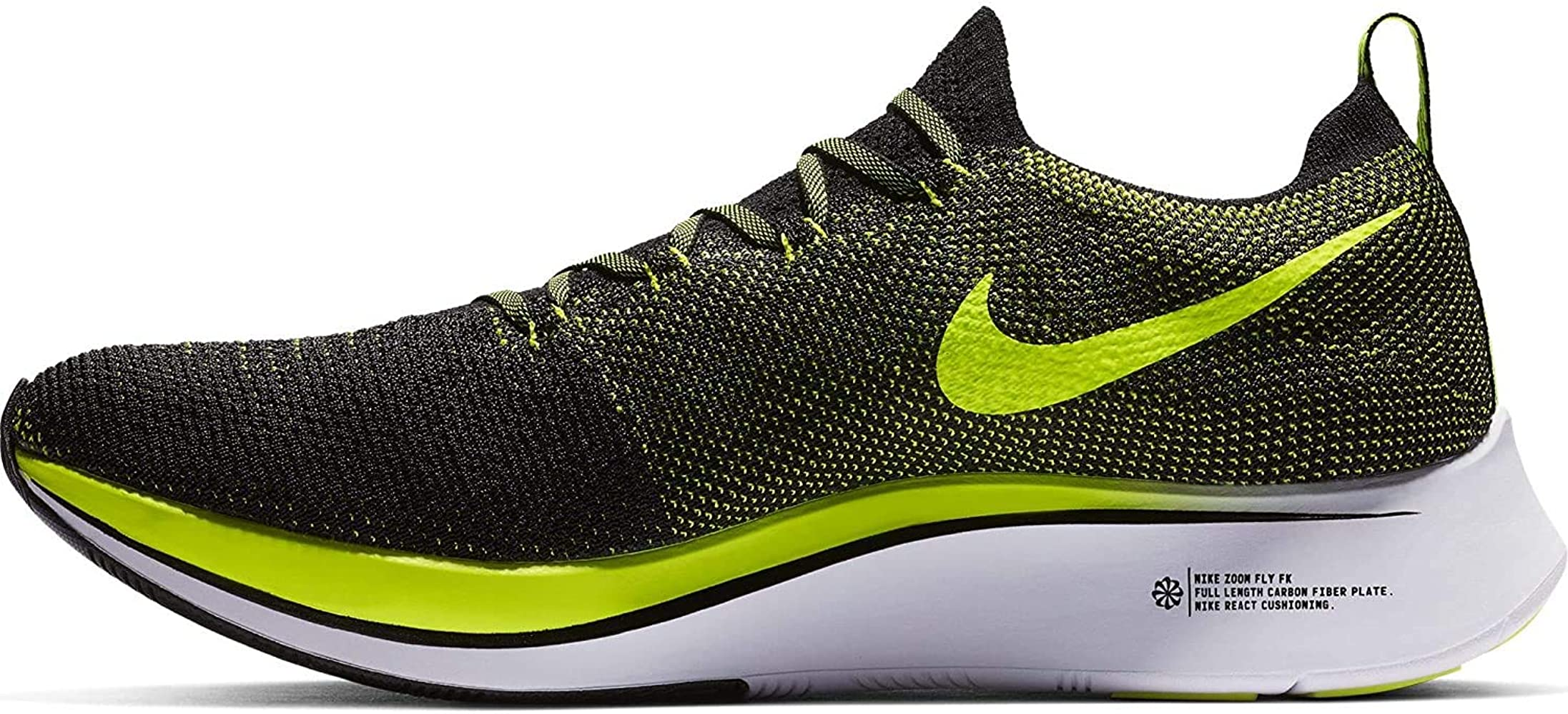 Nike Zoom Fly Flyknit Mens Running Shoe: Amazon.es: Zapatos y ...