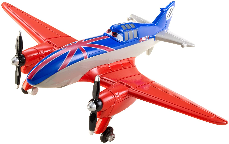 Planes Spielzeug Flugzeug, Bulldog (Mattel X9467), 1
