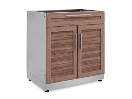 Charmant New Age 65603 Outdoor Kitchen 32u0026quot; Bar Cabinet In Stainless Steel, ...