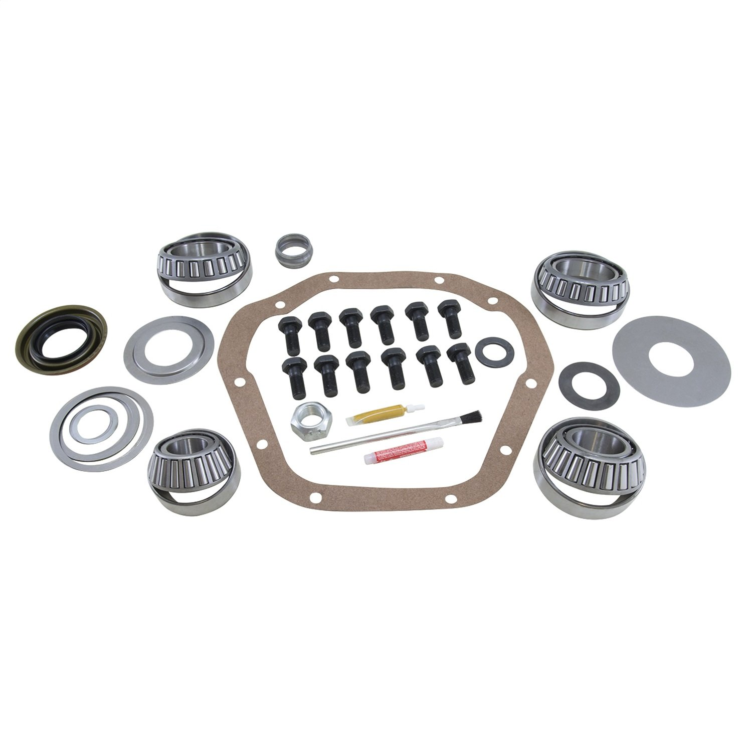 USA Standard Gear (ZK D60-F) Master Overhaul Kit for Dana 60 Front Differential by USA Standard Gear