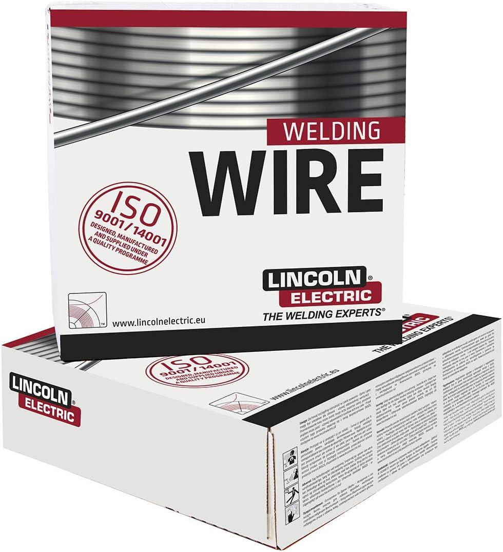 Lincoln Electric hilo MIG LNM 304 diametro 0,8 bobina 5kg
