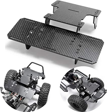 RC Car Crawler Truck Battery Box Tray Holder for  Axial SCX10 D90