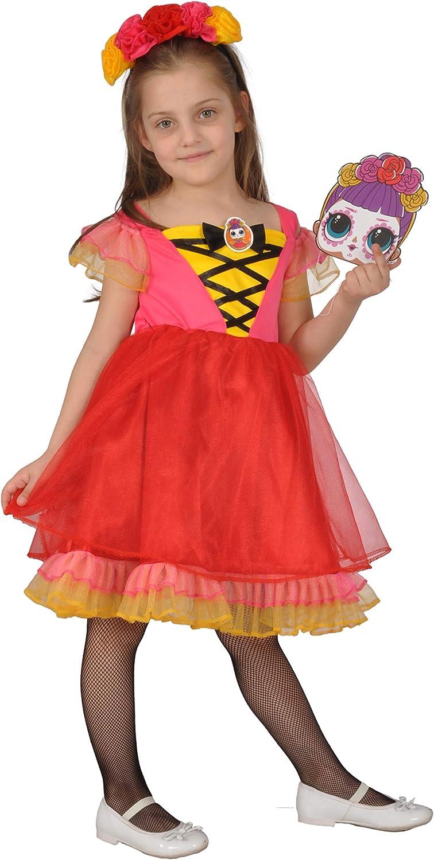 Ciao Disfraz de L.O.L. Best Surprise Bebe Bonita (talla 6-9 años ...