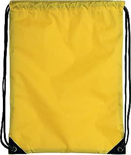 3af46dcf3f49 Drawstring Backpack Waterproof Gym Bag PE Duffle School Kids Boys ...