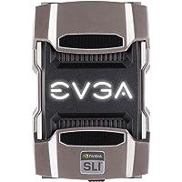 EVGA 0 Slot SLI BridgeHB 2 Way 0 Slot Spacing RGBW Color Switcher (100-2W-0025-LR)