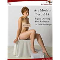 Art Models Becca014: Figure Drawing Pose Reference (Art Models Poses)