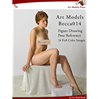 Art Models Becca014: Figure Drawing Pose Reference (Art Models Poses)