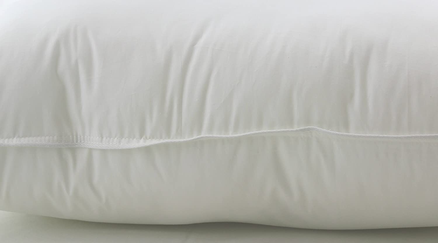 Pile of Pillows Stamina Fibre Hypoallergenic Pillow King 2-Pack