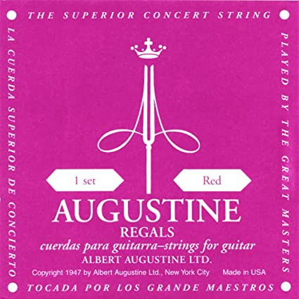 Augustine Red Regal