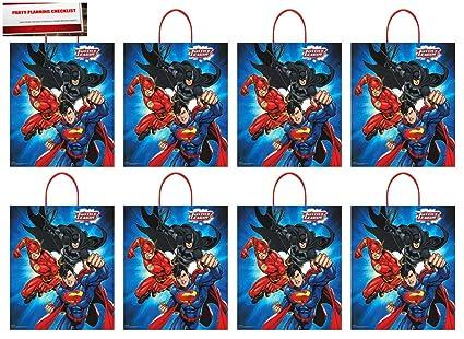 Amazon.com: Paquete de 8 bolsas de plástico grande de la ...