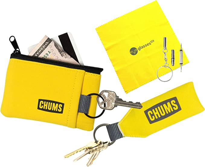 Chums Neo Floating Keychain