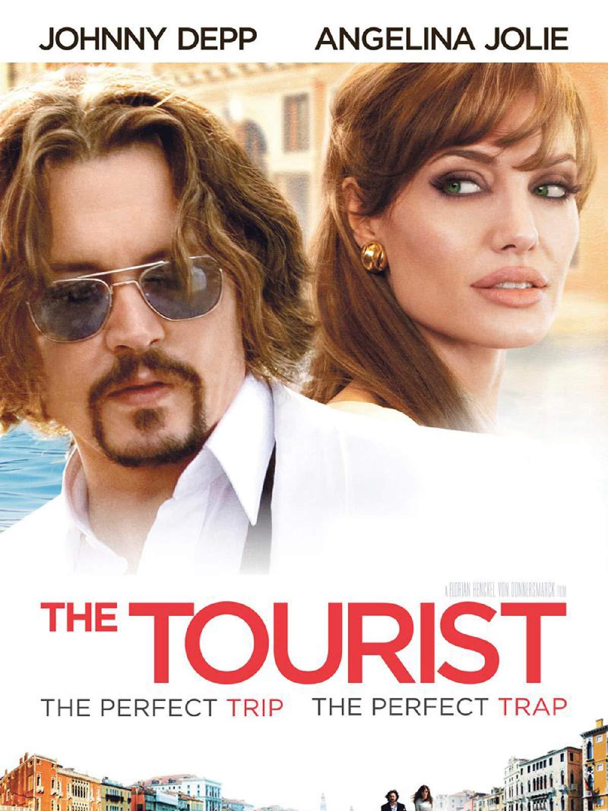 The Tourist Movie Wallpaper