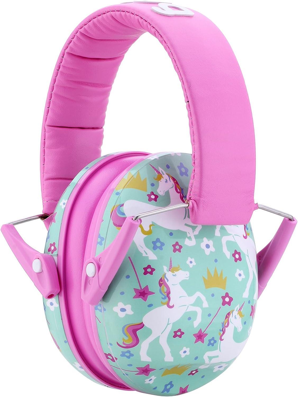 Snug Kids Earmuffs / Hearing Protectors – Adjustable Headband Ear Defenders  For Children and Adults (Unicorn) - - Amazon.com