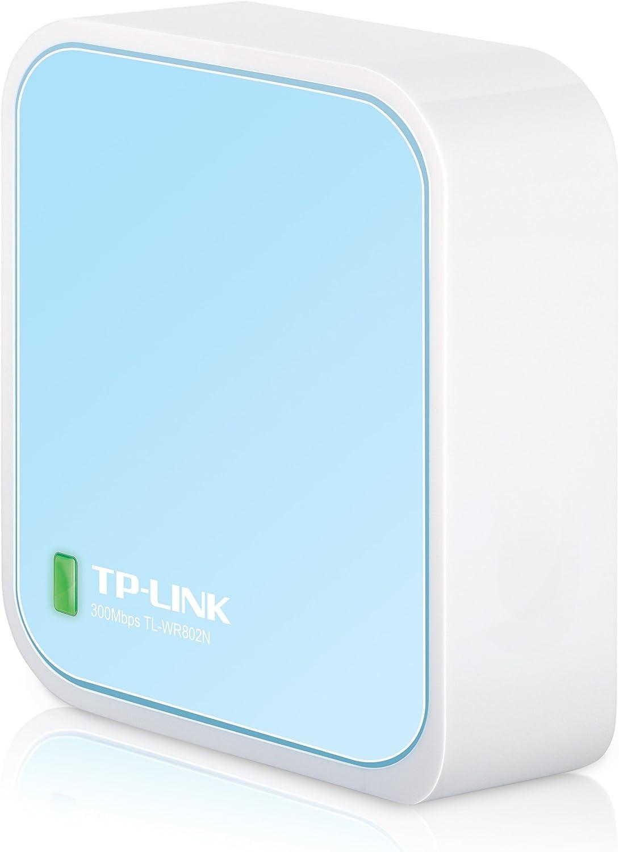 TP-Link『300Mbps Nano 無線LANルーター(TL-WR802N)』