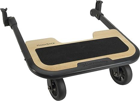 Opinión sobre Uppababy patinete PiggyBack Ride board