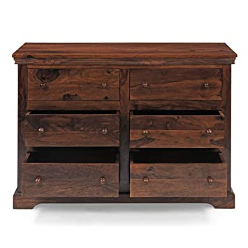 Royaloak Sapphire Chest of Drawers (Natural)