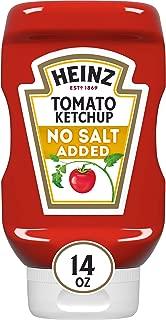 product image for Heinz Ketchup, No Salt, 14 oz