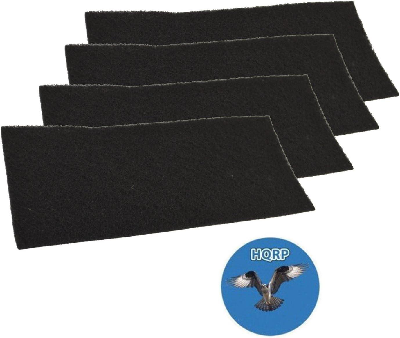 HQRP – Pack de 4 filtro de carbono para Bionaire bapf30/aer1 serie ...
