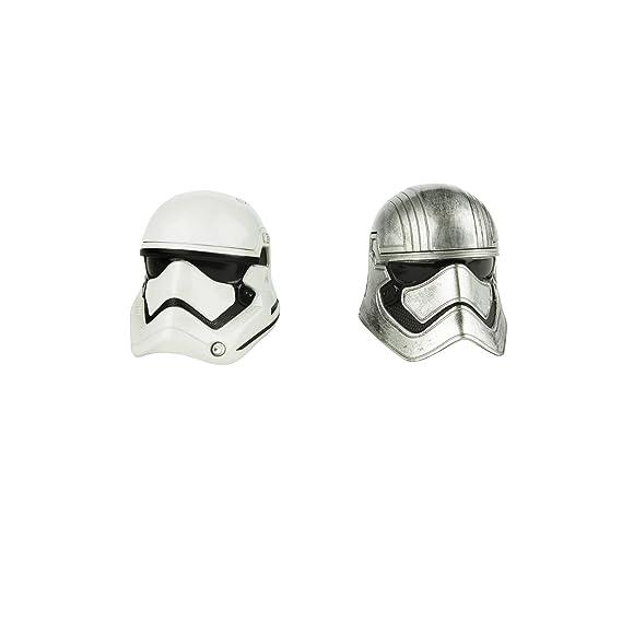 Star Wars b6002 Cartucho de fundición a presión de el Despertar de la Fuerza Negro Serie Phasma Stormtrooper: Amazon.es: Juguetes y juegos