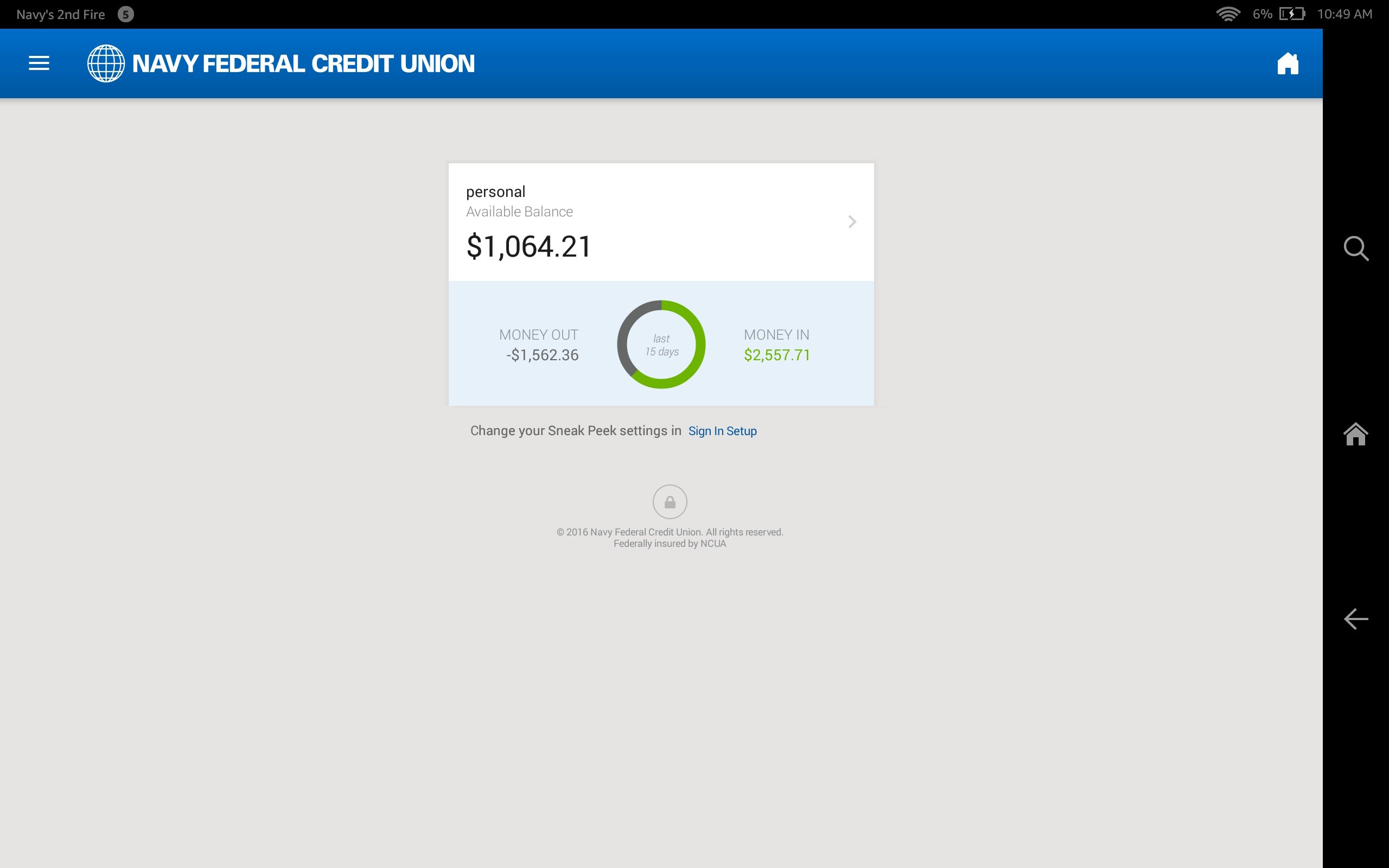 Amazon.com: Navy Federal Credit Union: Appstore for Android