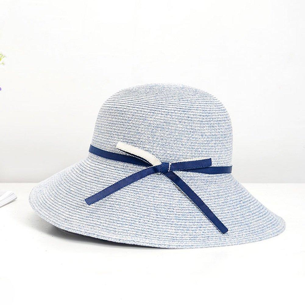 11  LIANGJUN Sun Hats Wide Brim Collapsible Women's Cap SweatAbsorbent AntiUV Outdoor Fishing Summer, 20 colors (color   5 )