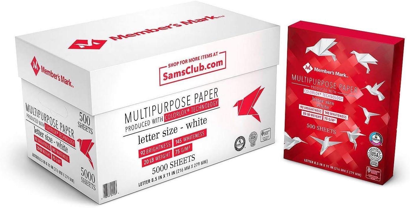 Paper State Soho Lot de 25 feuilles de papier 90/g//m/² Effet marbre Ivoire Format A4