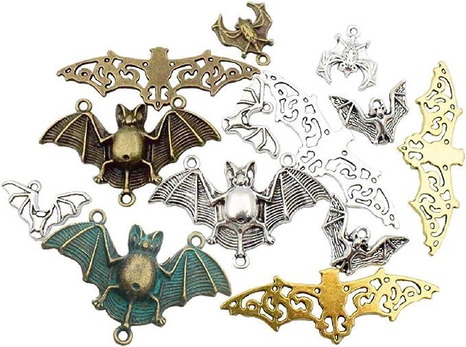 Butterfly Charm//Pendant Tibetan Antique Bronze 5-40mm  30 Grams Accessory Crafts