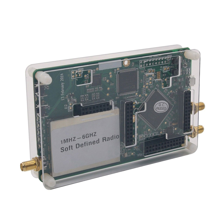 TOOGOO 1MHz-6GHz SDR Platform Software Defined Radio Development Board