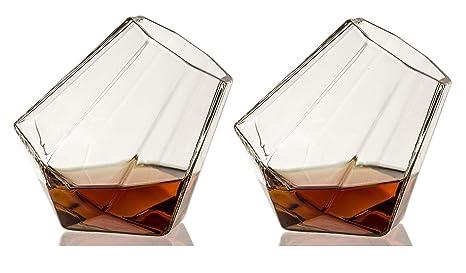 wine savant diamond glasses