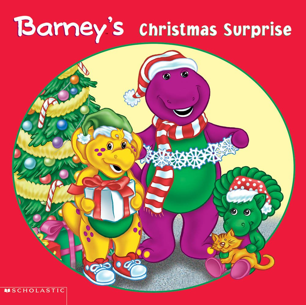 Barney\'s Christmas Surprise: Scholastic Inc.: 9781570640476: Amazon ...