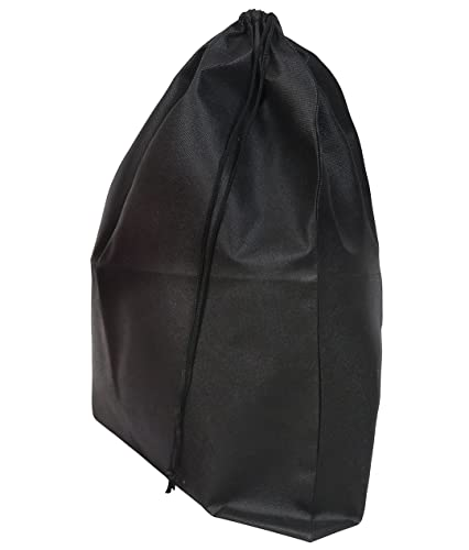 8ccc2ad4724ab Set of 2 Large Travel Boot Bags, Portable Shoe Bags with Drawstring, 20  inches x 24 inches