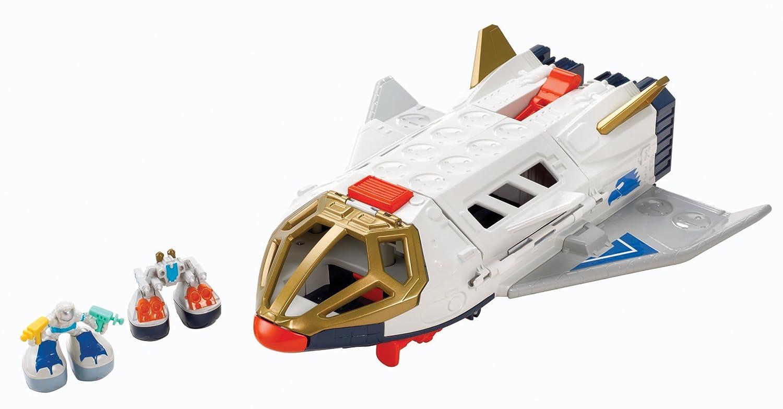 Matchbox Big Boots Star Shuttle Vehicle B00FF4EGZ6