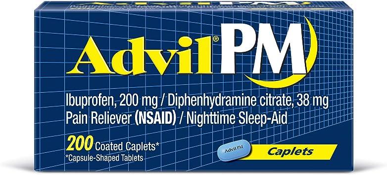 Amazon.com: Advil PM - Abrigo con revestimiento de ayuda ...