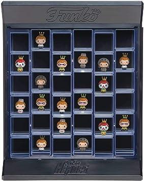 Funko 29600 Caja de exhibición Transparente para héroes de ...