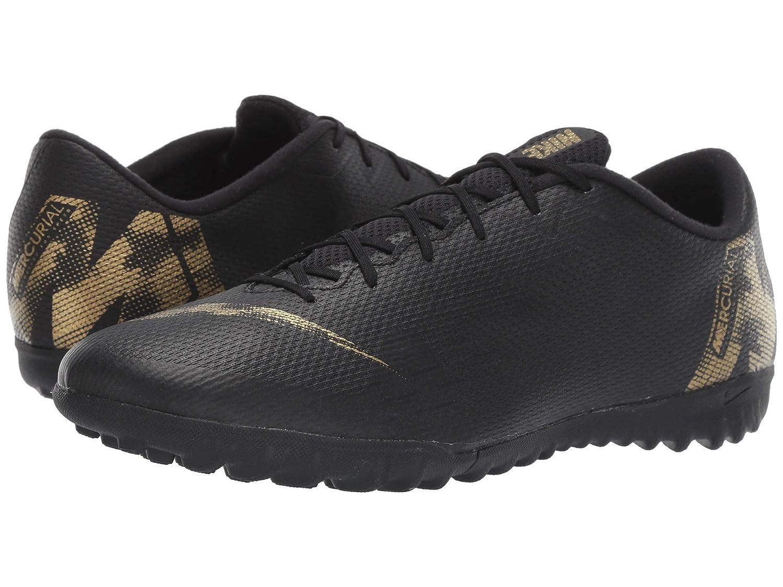 消費税無し [ナイキ] メンズランニングシューズスニーカー靴 Gold VaporX 12 Academy D TF [並行輸入品] cm B07P5N4L7Y Black/Metallic Vivid Gold 24.5 cm D 24.5 cm D|Black/Metallic Vivid Gold, 仁尾町:5f66070e --- svecha37.ru