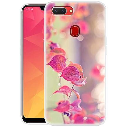 best website 676fd 7a041 Fashionury Printed Soft Back Cover Case for Oppo Realme 2 /Designer Back  Cover for Oppo Realme 2 P073