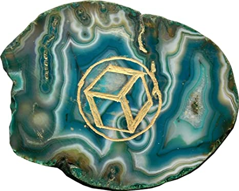 Aldomin Antahkarana A Powerfull Healing Symbol Agate Stone 23