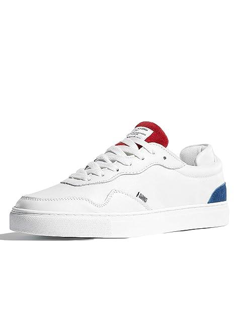 Djinns Herren Sneaker Awaike T Sport weiß 44: