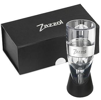 Zazzol Multi-Stage Decanter Wine Aerator