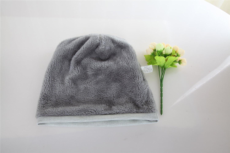 Bonnet long tombant en jersey pour enfant unisexe bas hiver chaud bonnet  tendance GBMU-Kamel ab7b7cc60c0