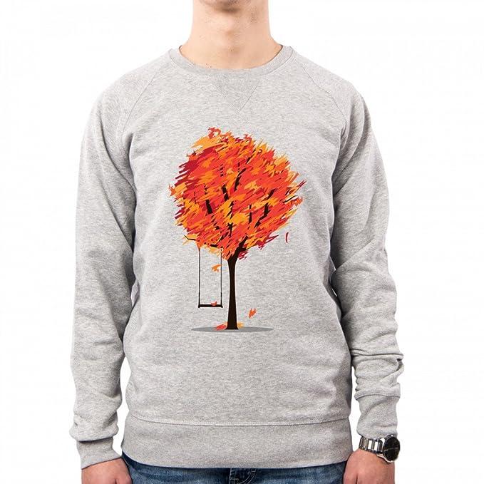 T-SHIRT DONNA SWEET TREE AUTUMN BIO VEGAN FASHION SWEETIES VINTAGE NE0140A