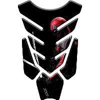 perfk Garniture de Gaz pour R/éservoir de Traction Protecteur D/écalque pour Moto #2