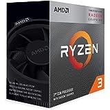 AMD معالج ايه ام دي رايزين 3.60 جيجاهيرتز - AMD Ryzen 3 3200G