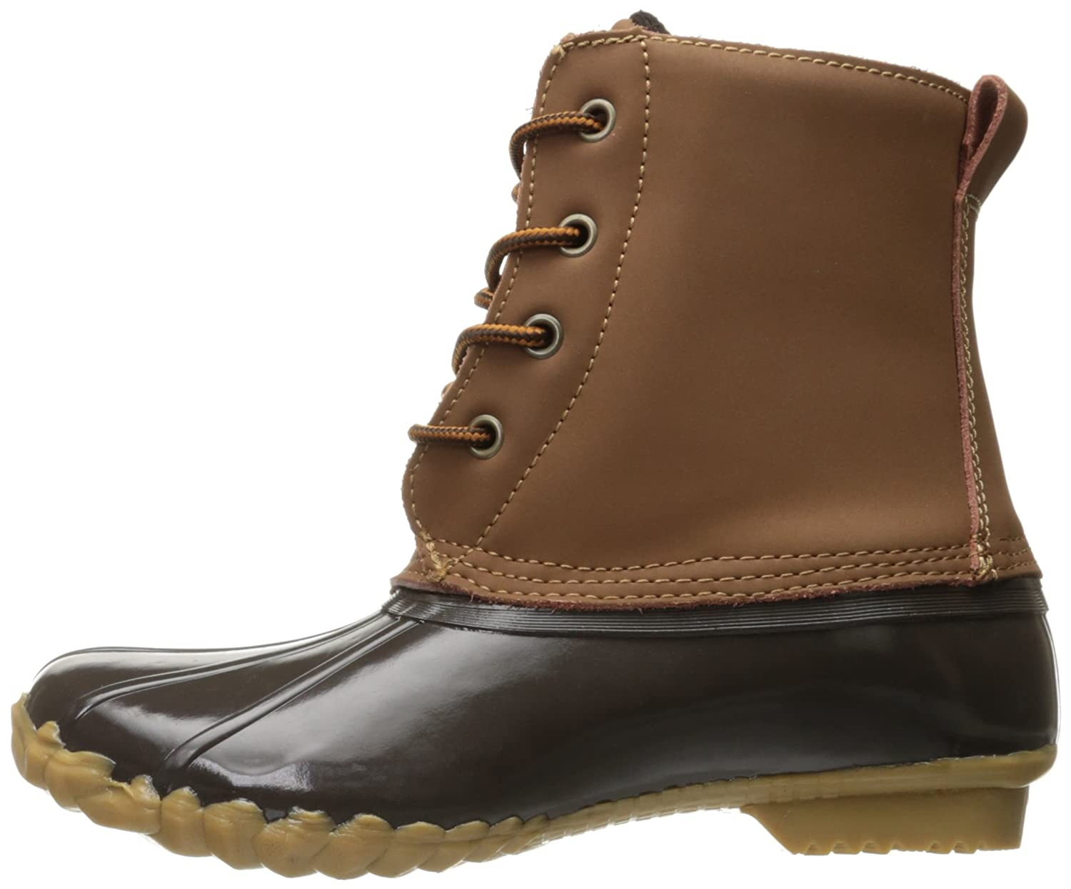 9c54622cee3 ... Western Chief Chief Chief Women Waterproof Four-Eye Lace-up Duck up  B01EUI2RT4 7